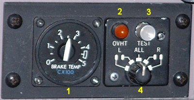Brake Temperature