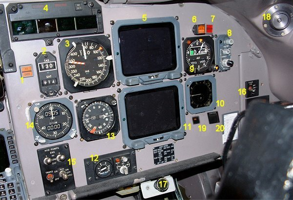 Md80 Cockpit Right Side